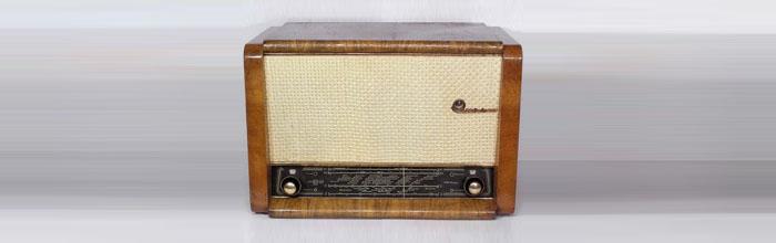 Вэф-Аккорд (М-255Р) - сетевая ламповая радиола