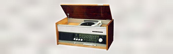 ВЭФ-Радио-65 - сетевая ламповая радиола
