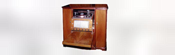 Восток Р-48 - сетевая ламповая радиола