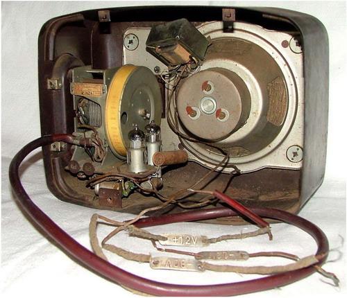 Радіоприймач Рига Б-912 - схемотехніка