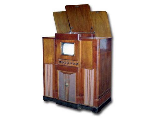 Ленінград Т-3 - комбінована телеустановка