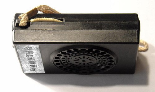 Мишутка - радиоприёмник для