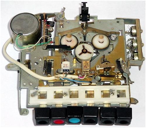Томь-303 - механічна частина