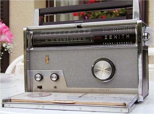 Радіоприймач Zenith