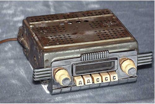 Радіоприймач А-12
