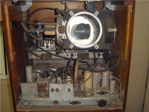 Проекційний телевізор Топаз - пристрій