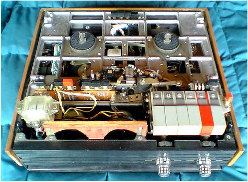 Аврора-201-стерео - схемотехніка