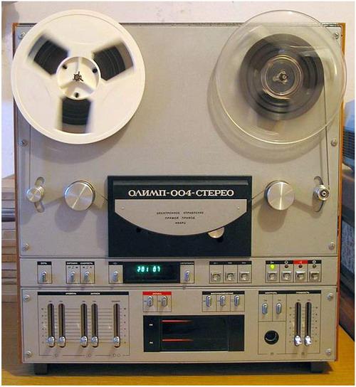 Олімп-004-стерео - зовнішній вигляд