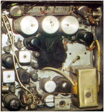 Автомобільний приймач А-5 - схемотехніка