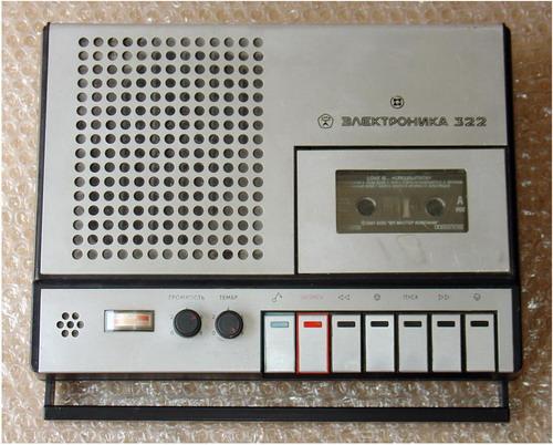 Електроніка-322