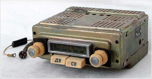 Автомобільний радіоприймач А-17