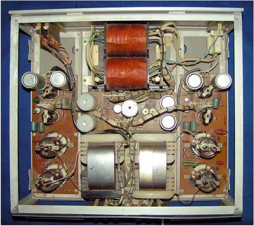 Прибій-50УМ-204С, Прибій-75УМ-204С - схемотехніка