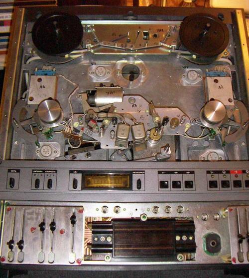 Олімп-004-стерео в розборі