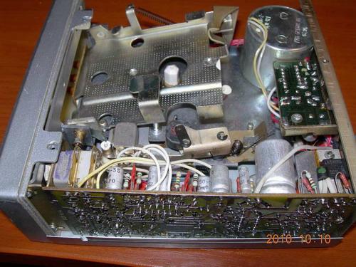 Крунк-303-стерео - схемотехніка