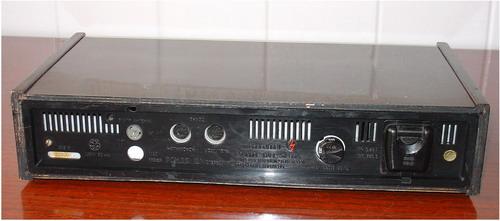 Рондо-101-стерео - задня панель