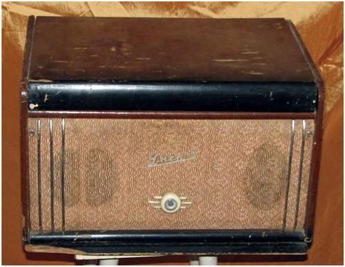 Мережевий катушечный магнітофон Дніпро-9 у зборі