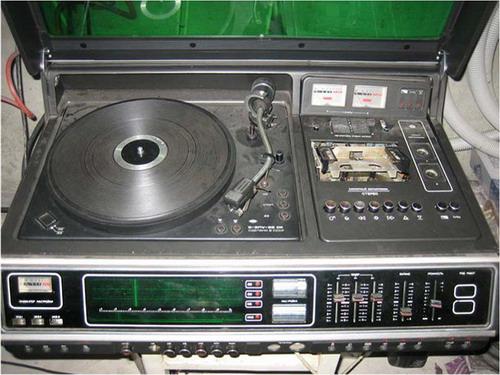 Музичний центр Такт-001-стерео