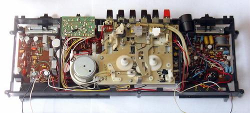 ІЖ-305С - схемотехніка