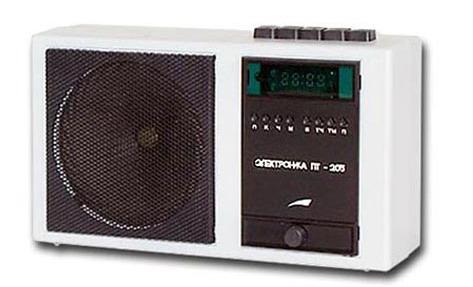 приёмник Электроника-205