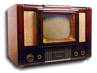 Чорно-білий телевізор Північ-3