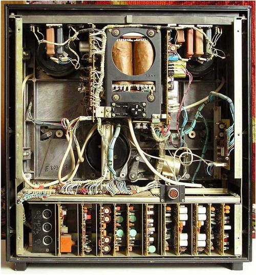 Електроніка ТА1-003 - начинка