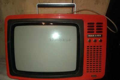 Шилялис Ц-410Д - лицьова панель