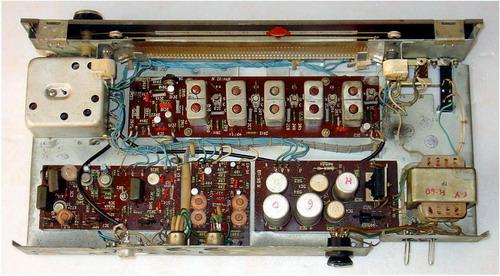 Рондо-101-стерео - схемотехніка