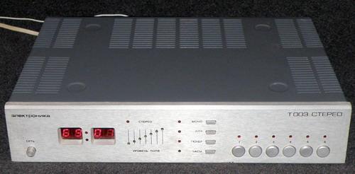 Електроніка Т-003-стерео