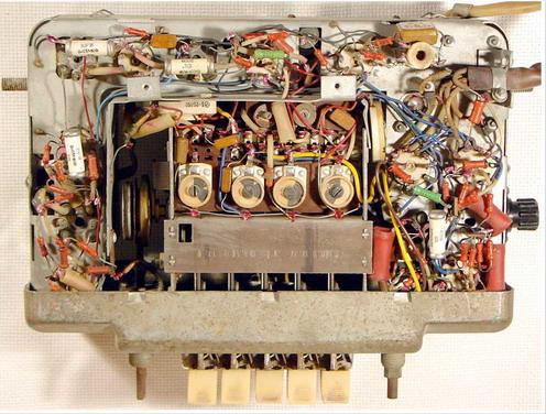 Автомобільний радіоприймач А-9 - електроніка