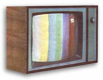 Кольоровий телевізор Рубін-401