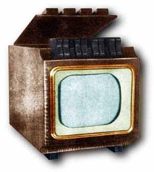 Телевізор Будьоновець