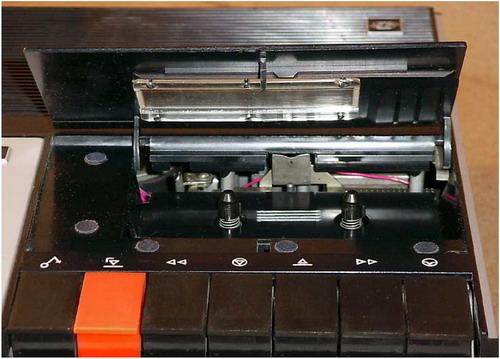 Весна-305 - кассетоприемник