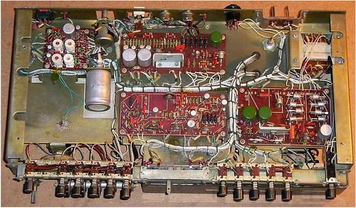 Ласпі-003-стерео - електроніка