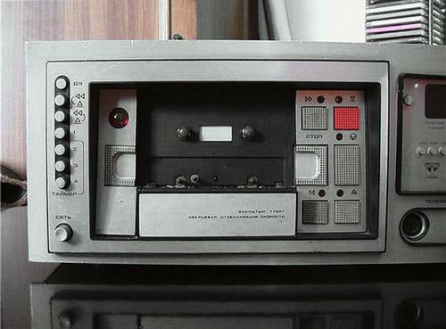 Маяк-010-стерео - кассетоприемник