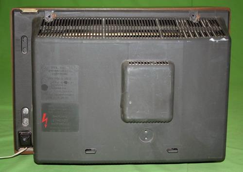 Електрон Ц-380Д - вигляд ззаду