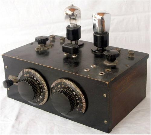 Батарейний радіоприймач ПЛ-2