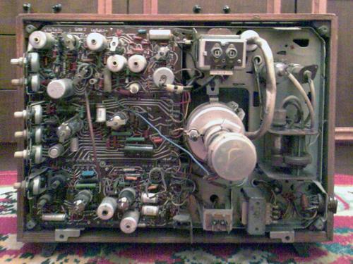 Рекорд-6 - устройство
