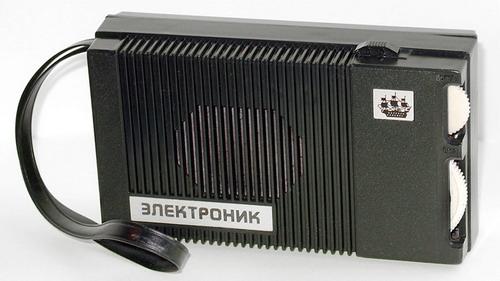 Радіоприймач Електронік