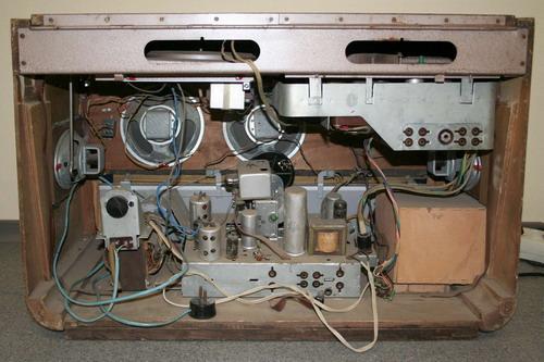 Харків-61 - пристрій