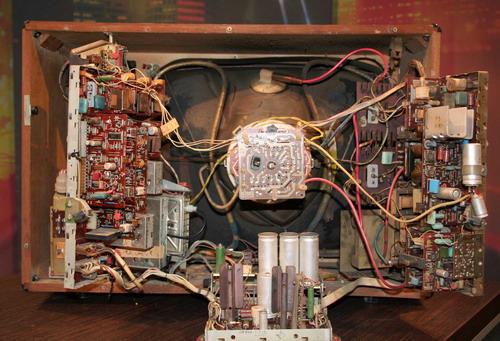 Берізка-202-1 - пристрій, схемотехніка