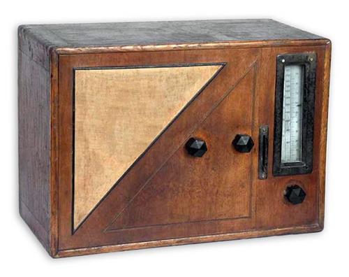 Ламповий радіоприймач Комсомолець