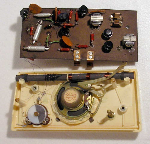 Радіо Забава - схемотехніка