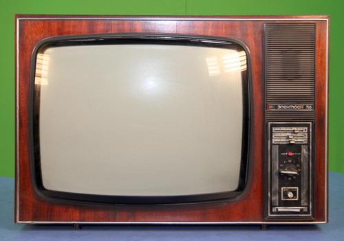 Кольоровий телевізор Електрон-716Д