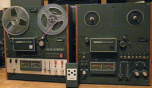 Магнітофон-приставка Маяк-001-стерео