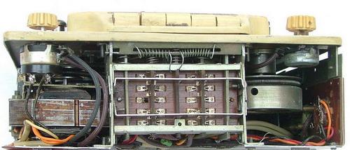 Спалис, Ельфа-10 - схемотехніка управління