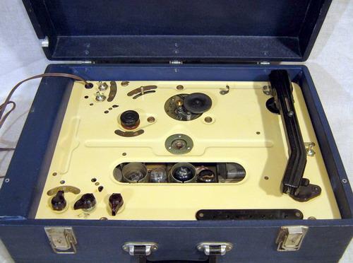 Ельфа-6 - робоча панель
