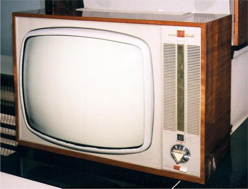 Телевізор Вогник