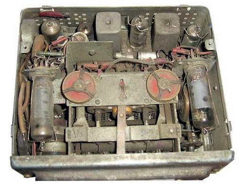 Радіоприймач А-12 - без кришки