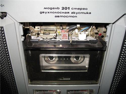 Романтик-307-стерео - кассетоприемник
