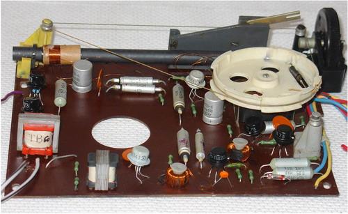 Радіоприймач Юнга - схемотехніка